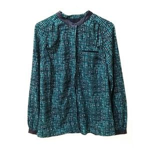 Cynthia Rowley button down shirt/blouse